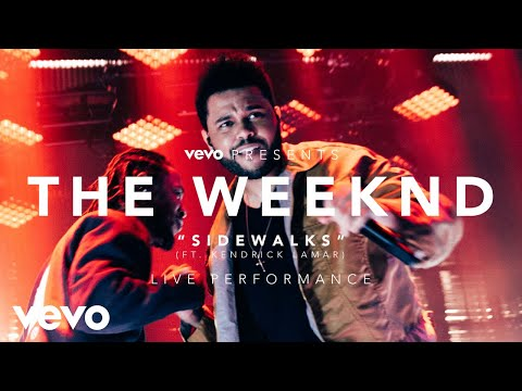 connectYoutube - The Weeknd - Sidewalks (Vevo Presents) ft. Kendrick Lamar