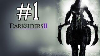 Darksiders 2 Walkthrough Partie 1 Comment