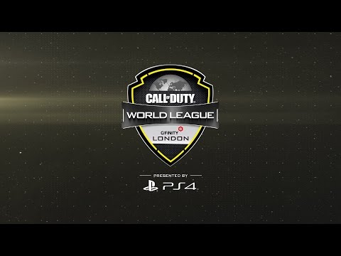 Call of Duty World League London Day 1