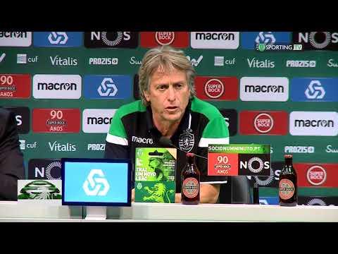 Antevisão Jorge Jesus - Sporting CP x Vitória FC