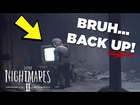 FUNNY   THE LITTLE NIGHTMARES 2  PART 6