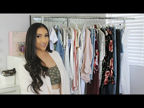 Summer Try-On Clothing Haul: Zara, Forever21, Fashion Nova, TOBI.com, 2020ave