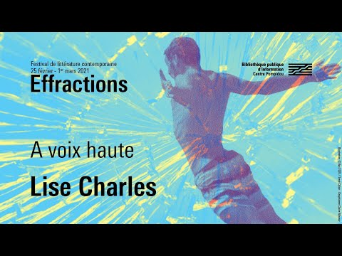 Vidéo de Lise Charles