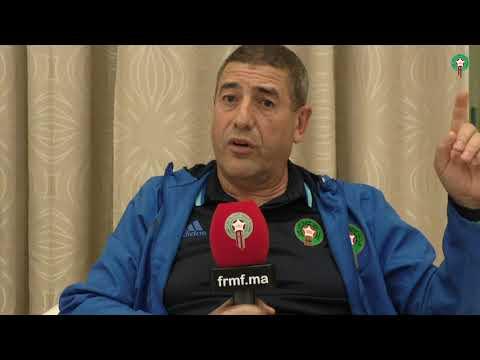 تصريح طبيب المنتخب الوطني حول الحالة الصحية للاعبين ( درار - داكوسطا - امرابط)