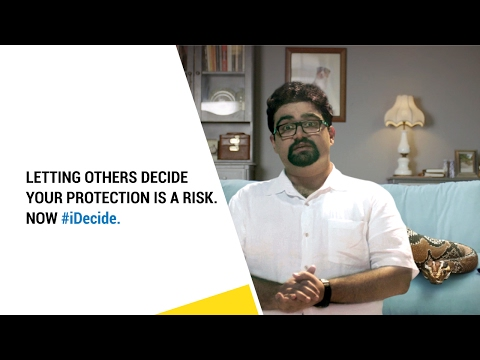 iDecide to secure my family