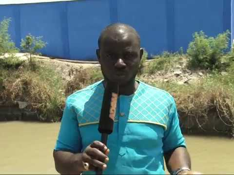 Boys swimming - Eye Hwan Asedee on Adom TV (7-2-17)