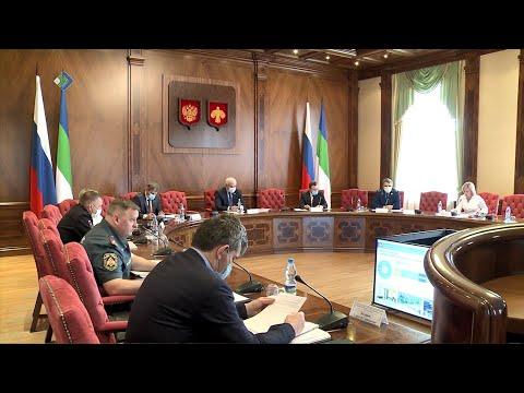 Глава Коми поручил усилить меры безопасности во всех образовательных учреждениях республики