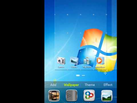 Windows 7 Go Launcher Ex Theme 2 0 Download Apk For Android Aptoide