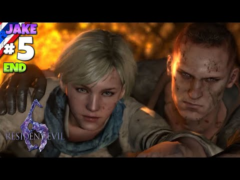 Resident-Evil-6:-Jake-#5-สุดปล