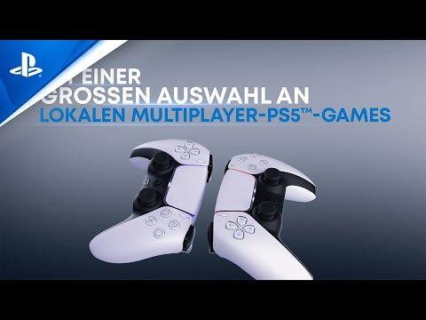 Lokale Multiplayer-Spiele der nächsten Generation Trailer | PS5