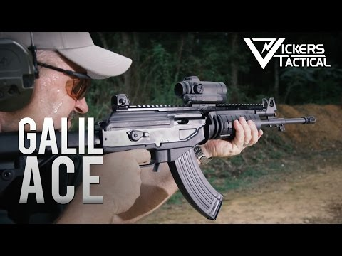 The Galil ACE Assault Rifle