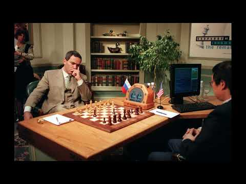 Garry Kasparov Embraces Artificial Intelligence
