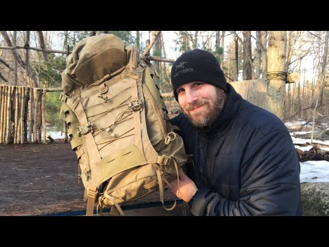 Vanquest Markhor 45: My FAVORITE Backpacking Pack - Tons of Organization & Carrying Capacity