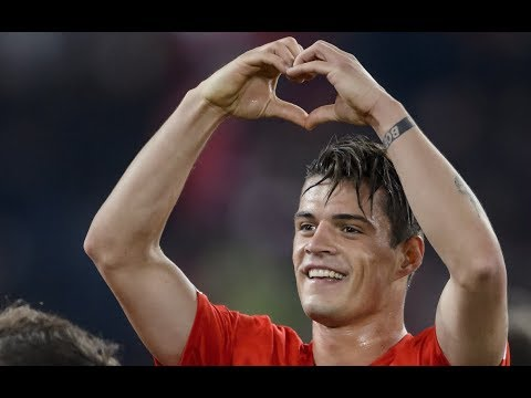 My World Cup | Granit Xhaka on Panini, big upsets and his tournament memories