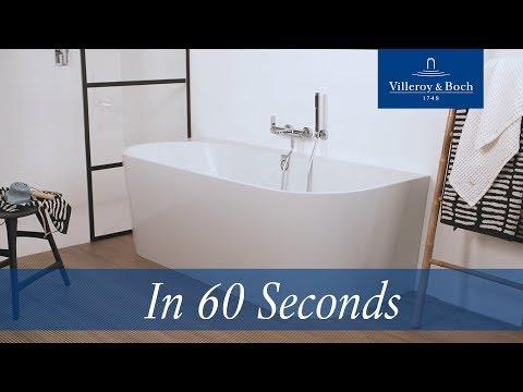 In 60 seconds: Oberon 2.0 | Villeroy & Boch