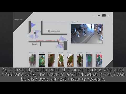 【Toshiba】 New AI Technology for Safety and Security :Tracking Multiple People at Once