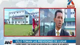 El gobierno dominicano toma medidas en contra del coronavirus