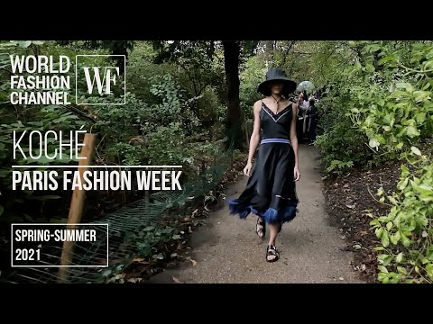 KOCHÉ spring-summer 2021 | Paris Fashion Week