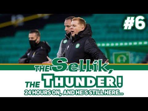 HE S STILL NOT GONE...   The Sellik, The Thunder   #6