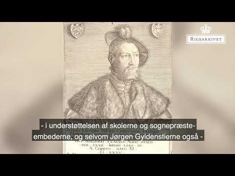 Reformationstidens overgangsskikkelser - Jørgen Gyldenstierne