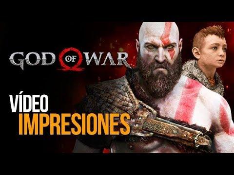 connectYoutube - GOD OF WAR: Kratos es DIOS | GAMEPLAY GOD OF WAR | MeriStation