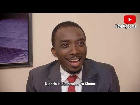 Banana Republic (Episode 3) (Nigeria VS Ghana)