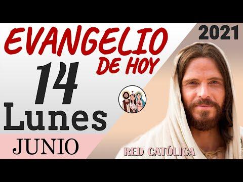 Evangelio de Hoy Lunes 14 de Junio de 2021 | REFLEXIÓN | Red Catolica