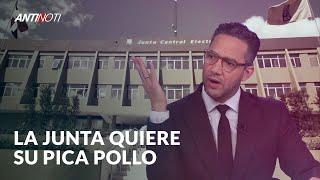 La Junta Quiere Su Pica Pollo   El Antinoti