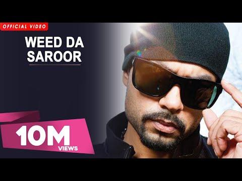 Weed Da Saroor Lyrics