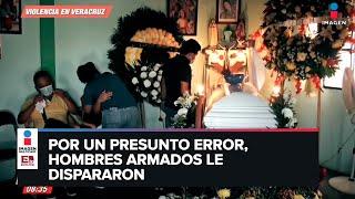 Asesinan en Veracruz a joven corista afuera de iglesia de Cosoleacaque