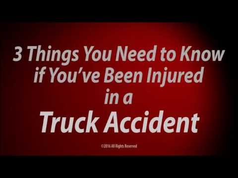 Oklahoma Truck Accident Lawyer