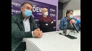 Santiago considera que Unidas Podemos