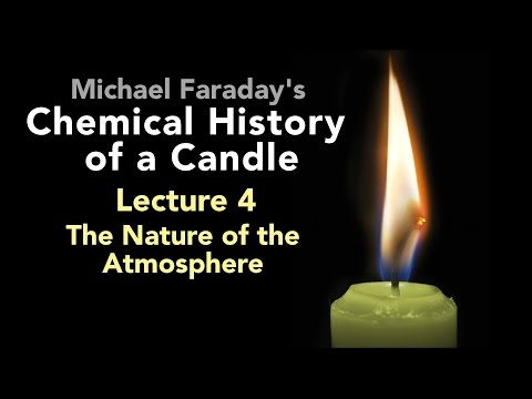 connectYoutube - Lecture Four: The Chemical History of a Candle - The Nature of the Atmosphere (5/6)