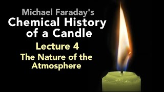 Lecture Four: The Chemical History of a Candle - The Nature of the Atmosphere (5/6)