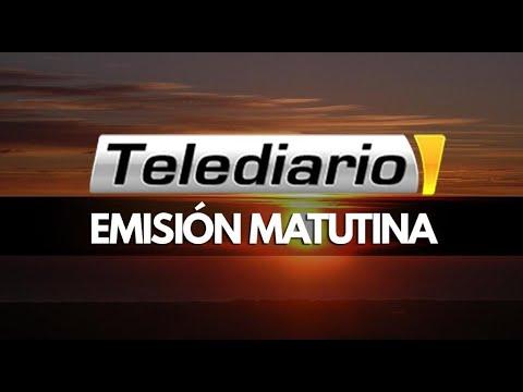 Telediario al Amanecer del 22 de junio del 2021