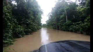 Caribe norte de las zonas más afectadas por las lluvias