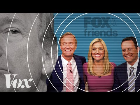 The Trump-Fox & Friends feedback loop, explained