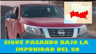 #Michoacán Doce personas sin vida en una camioneta hallada en San Lucas