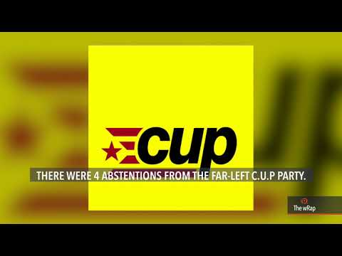 Catalan separatist candidate fails to win regional presidency
