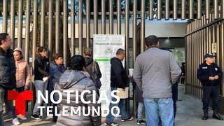 Mexicanos 'desaparecen' del registro de población de forma inesperada   Noticias Telemundo