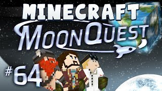 Minecraft Galacticraft - MoonQuest Part 64 - A Change of Plan