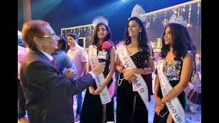 Miss Navi Mumbai 2020 Finale, Media Coverage by Umesh Malviya