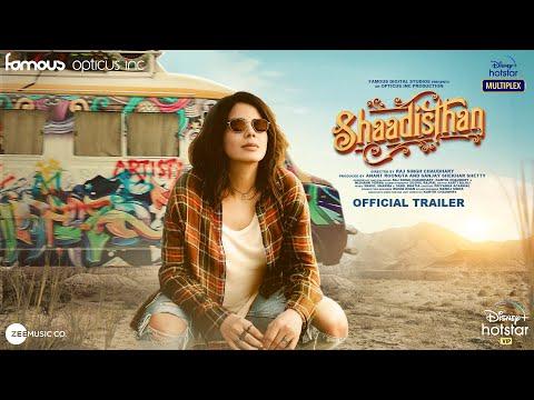 Shaadisthan   Official Trailer   Kirti Kulhari   Raj Singh Chaudhary   Streaming From June 11