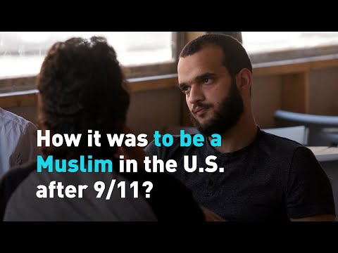 How it was to be a Muslim in the U.S. after 9/11