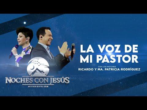 NOCHES CON JESÚS    Pastores Ricardo y Ma. Patricia Rodríguez