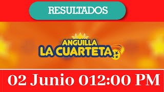 Anguilla Lottery Cuarteta 12 PM Resultados de Hoy 02 de Junio del 2020 | Todas Las Loterías Dominica