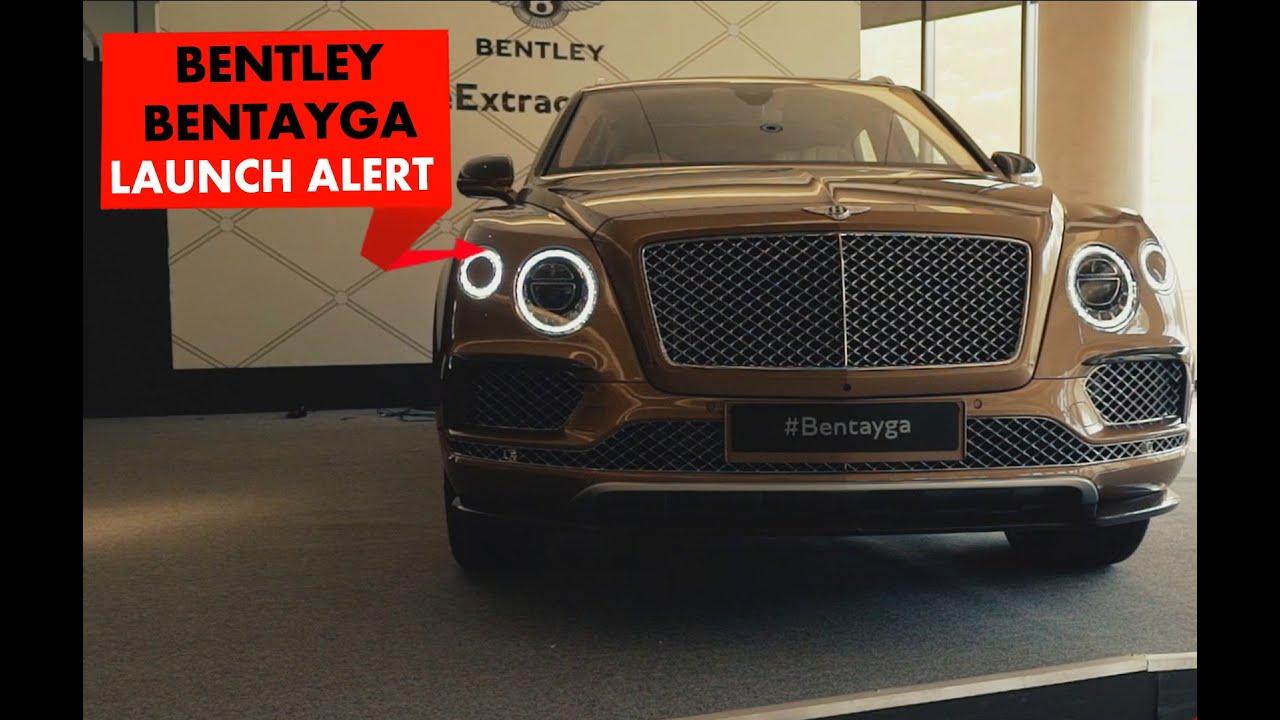 Launch Alert : Bentley Bentayga : PowerDrift