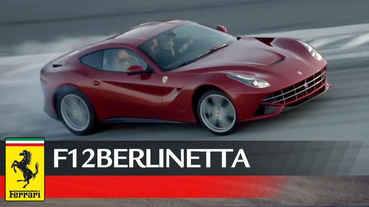 F12berlinetta test drive