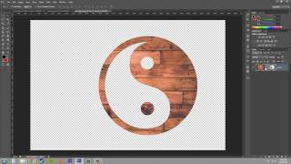 Photoshop CS6 Tutorial - 143 - Modifying Your Vector Masks