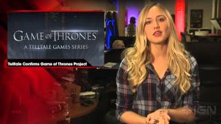 Telltale Confirms Game of Thrones Project